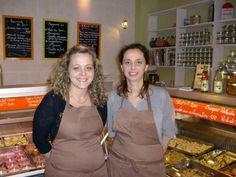 © DR - LE COMPTOIR - Du bio à la sauce niçoise... #Nice #restaurant #bio #locavore #theplacetobio
