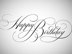 copperplate happy anniversary - Google Search