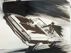 Batman by Tom Kelly