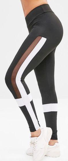 34e6347d Clothing Style: Leggings Length: Ninth Material: Elastane,Polyester Waist  Type: Mid