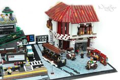 LEGO MOC - Now and Then