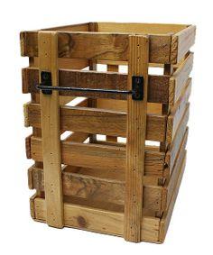 George's INTERIOR(ジョージズ インテリア)のPOCO BOX D/ 古材のウッドボックス(収納グッズ)|その他