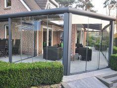 fasada  ALU Terrassendach mit VSG Glas 5,00 x 3,50 m Top Qualität! Terrassenüberdachung   eBay