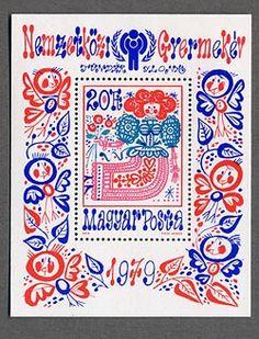 STAMP 切手 : カシュ・ヤーノシュの妖精/ハンガリー1979年