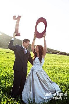 "love this idea- I want us to put our ""wedding garb"" on again for our 5, 10 year anniversaries, etc.. we'll see"
