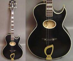 Guild tenor guitar