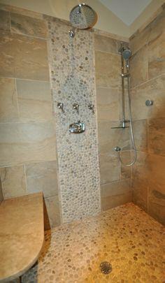 Master Bath Shower Stall