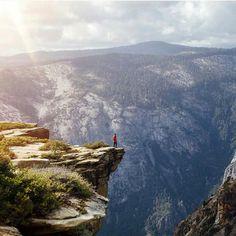 Taft Point, Yosemite   @stephendanny