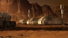ArtStation - The Martian, Steve Burg