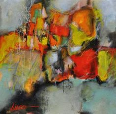 """Saatchi Art Artist Deborah Sisco; Painting, """"No Boundries"""" #art"""