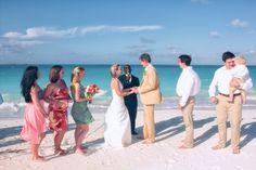 Chat 'N' Chill Bahamas Wedding | @Kwanza Bowe A Wedding Breeze