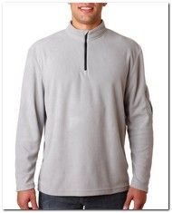 As Low As $14.99 > Ultraclub 8444 Performance Micro Fleece - Available Colors:4, Size Range:S - 4XL