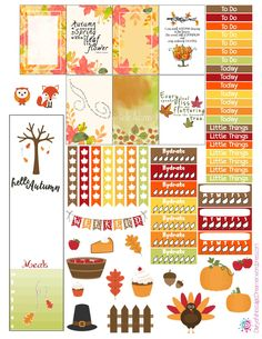 Autumn Kit Freebie