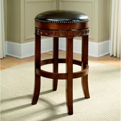 "Madaline 30"" Swivel Barstool rungs and molding fall off"