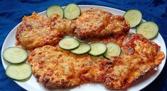 Pork Recipes, Cooking Recipes, Healthy Recipes, Eastern European Recipes, Hiking Food, Good Food, Yummy Food, Czech Recipes, Hungarian Recipes