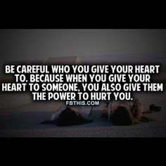 The Power To Hurt You quotes