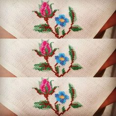 Brilliant Cross Stitch Embroidery Tips Ideas. Mesmerizing Cross Stitch Embroidery Tips Ideas. Embroidery Thread, Cross Stitch Embroidery, Embroidery Patterns, Cross Stitch Patterns, Cross Stitch Rose, Simple Cross Stitch, Bargello, Cross Stitching, Lana