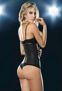 Shapewear. Ann Chery Hour Glass Latex Waist Cincher Body Shaper - #1 Seller!  Grab one at http://shrsl.com/?~4onx  $44.00