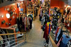 These vintage, resale and costume shops have everything your Halloween outfit needs.