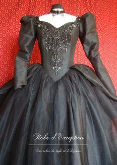 Original de l/'Allemagne médiéval Renaissance robe Costume Robe Sarah XS-60
