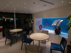Fish tanks in offices  - Good Feng shui!