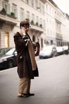 On the Street….via Montenapoleone, Milan