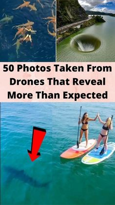 50 #Photos Taken From #Drones That Reveal More Than #Expected