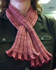 Ravelry: Evenings Embrace pattern by Sharon Mooney