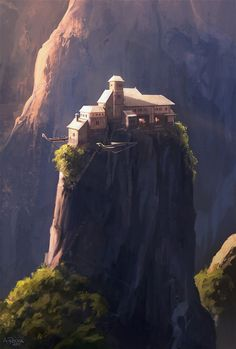 The Art Of Animation, Andreas Rocha
