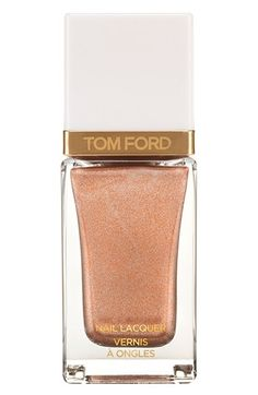 nail lacquer in incandescent / tom ford