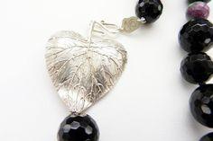 Foglie- Foglia in argento 925