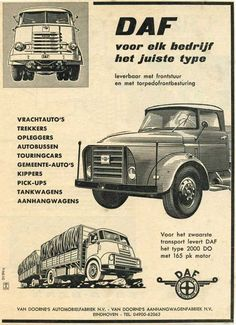 DAF, Eindhoven Eindhoven, Military Equipment, All Cars, Cars And Motorcycles, Vintage Posters, Transportation, Nostalgia, Aquarium, Europe