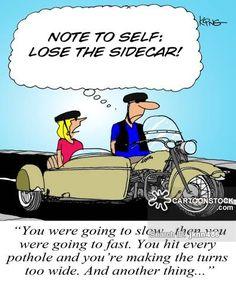 bikers cartoons - Google Search