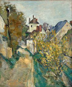 Paul Cézanne - (French, 1839-1906)