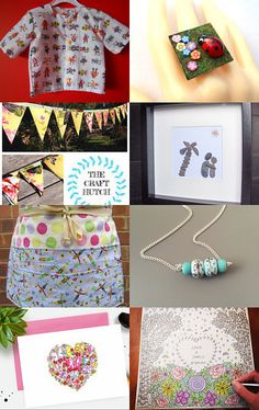 Summer is here by Kerry Cornell on Etsy--Pinned with TreasuryPin.com
