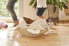 Juguete para armar Karton-Karton modelo tortuga — Libreria Artistica Mucha