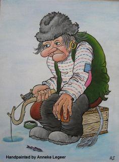 """ Pimpeltur "", handpainted by Anneke Legeer, the Netherlands, naar voorbeeld van Rolf Lidberg, Zweden Lofsjön, 6 juni 2014 Art Drawings, Drawing Art, Sweden, Netherlands, Scandinavian, Hand Painted, Van, Visual Arts, Adult Coloring"