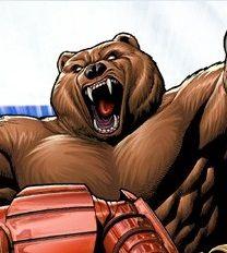 Ursa Major (Urus) Ursa Major, Winter Guard, Super Soldier, Pacific Rim, X Men, Scooby Doo, Marvel Comics, Supreme, Naruto