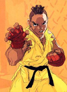 Street_Fighter_III_Art_Sean ✤ || CHARACTER DESIGN REFERENCES | キャラクターデザイン | çizgi film • Find more at https://www.facebook.com/CharacterDesignReferences if you're looking for: #grinisti #komiks #banda #desenhada #komik #nakakatawa #dessin #anime #komisch #drawing #manga #bande #dessinee #BD #historieta #sketch #strip #artist #fumetto #settei #fumetti #manhwa #koominen #cartoni #animati #comic #komikus #komikss #cartoon || ✤