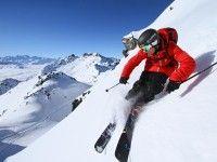 Ooit hoop ik te leren skieen in Oostenrijk