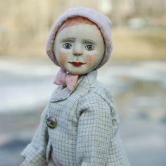 Кукла из дерева мальчик Фома от LekaPotoroka на Etsy