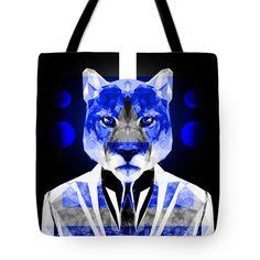 Puma Tote Bag Beach Bag Shopping bag by Filip Aleksandrov
