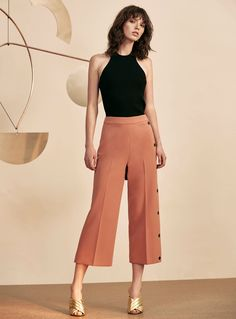 C/MEO Collective Dream Space Pant – Terracotta
