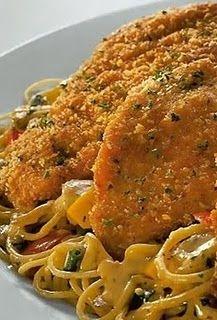 Louisiana Chicken Pasta!