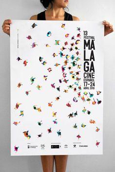 Festival de Malaga por calamargraphic