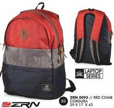Tas Ransel Pria Trendy Laptop Series [ZRN 0093] (Brand Everflow) Free Ongkir