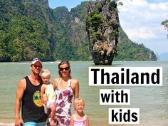 Thailand on your bucket list? Here's 19 Tips for Taveling to Thailand with Kids