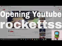 Opening Channel rockettss - YouTube
