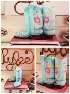 boots cake