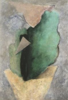 Josef Sima - Landscape with Triangle, oil on canvas, 146 x 100 cm Modern Artists, Color Shapes, Famous Artists, Art Oil, Art Blog, Art Forms, Landscape Paintings, Oil On Canvas, Artsy